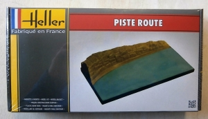 HELLER 1/35 81251 PISTE ROUTE DIORAMA
