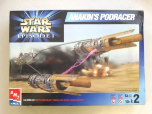 AMT OTHER SCALE 30122 ANAKINS PODRACER