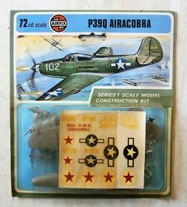 AIRFIX 1/72 01039 P-39Q AIRACOBRA