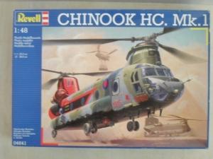 REVELL 1/48 04641 CHINOOK HC.Mk.1