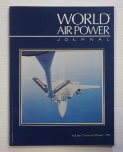 CHEAP BOOKS  ZB751 WORLD AIR POWER JOURNAL VOL 7 1991