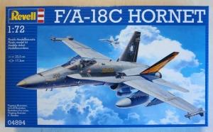 REVELL 1/72 04894 F/A-18C HORNET