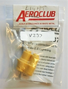 AEROCLUB 1/72 V237 LIGHTNING JET PIPES