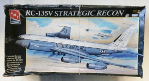 AMT 1/72 8956 RC-135V STRATEGIC RECON  UK SALE ONLY