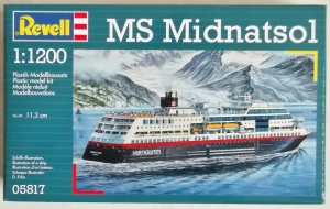 REVELL 1/1200 05817 MS MIDNATSOL