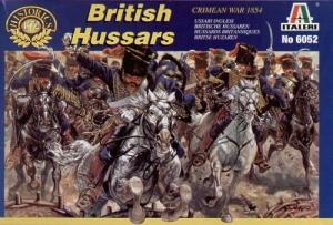 ITALERI 1/72 6052 BRITISH HUSSARS CRIMEA