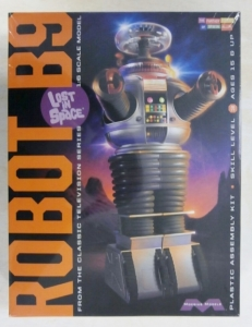 MOEBIUS 1/6 939 LOST IN SPACE ROBOT B9