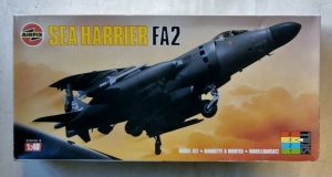 AIRFIX 1/48 06100 SEA HARRIER FA2