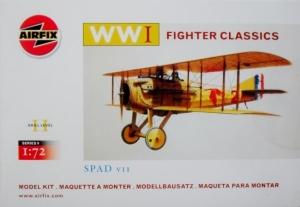 AIRFIX 1/72 00081 SPAD VII
