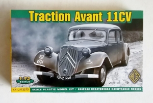 ACE 1/72 72273 TRACTION AVANT 11CV