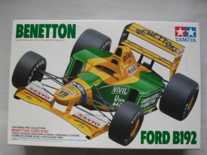 TAMIYA 1/20 20036 BENETTON FORD B192