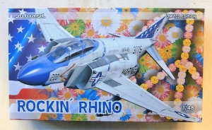 EDUARD 1/48 1143 ROCKIN RHINO LIMITED EDITION  UK SALE ONLY