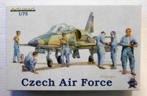 EDUARD 1/72 7501 CZECH AIR FORCE PERSONNEL