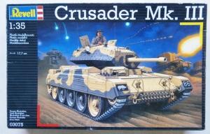 REVELL 1/35 03075 CRUSADER Mk.III