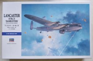 HASEGAWA 1/72 E24 LANCASTER B Mk.III DAMBUSTERS