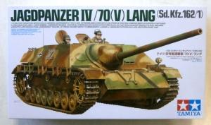 TAMIYA 1/35 35340 JAGDPANZER IV/70 V  LANG