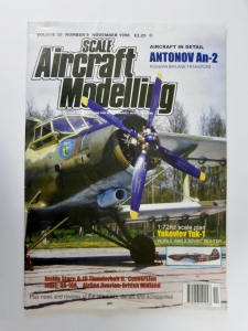 SCALE AIRCRAFT MODELLING  SAM VOLUME 20 ISSUE 09
