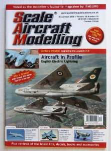 SCALE AIRCRAFT MODELLING  SAM VOLUME 30 ISSUE 10