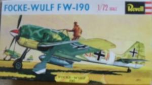 REVELL 1/72 H615SFB FOCKE-WULF Fw 190