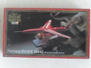 REVELL 1/96 8612 NORTHROP SNARK SM-62