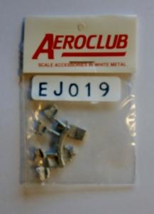 AEROCLUB 1/72 EJ019 SK-1 EJECTION SEATS