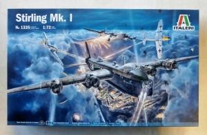 ITALERI 1/72 1335 STIRLING Mk.I
