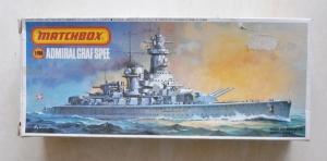 MATCHBOX 1/700 PK-161 GRAF SPEE