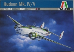 ITALERI 1/72 1253 HUDSON Mk.IV/V