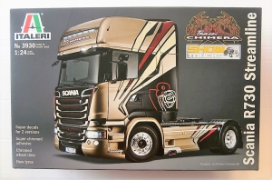 ITALERI 1/24 3930 TEAM CHIMERA SCANIA R730 STREAMLINE