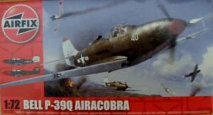AIRFIX 1/72 01039 BELL P-39Q AIRACOBRA