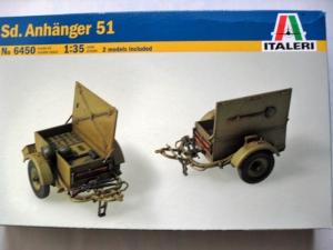 ITALERI 1/35 6450 Sd.ANHANGER 51