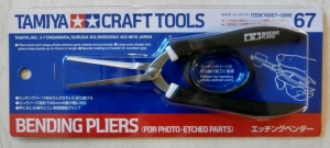TAMIYA  74067 BENDING PLIERS FOR PHOTO ETCH PARTS