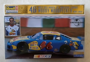 REVELL 1/24 85-4132 46 WALLY DALLENBACH JR WOODY WOODPECKER MONTE CARLO