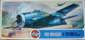AIRFIX 1/72 02023 F6F HELLCAT