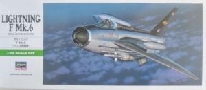 HASEGAWA 1/72 B15 LIGHTNING F Mk.6