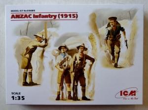 ICM 1/35 35685 ANZAC INFANTRY 1915