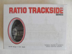 RATIO OO 503 PLATFORM/GROUND LEVEL SIGNAL BOX -TRACKSIDE SERIES