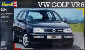 REVELL 1/24 07367 VW GOLF VR6