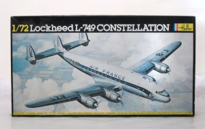 HELLER 1/72 310 LOCKHEED L-749 CONSTELLATION AIR FRANCE
