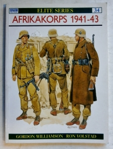OSPREY ELITE  034. AFRIKAKORPS 1941-43