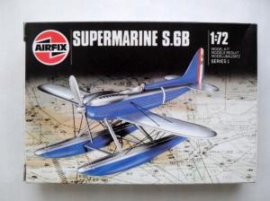 AIRFIX 1/72 01007 SUPERMARINE S.6B
