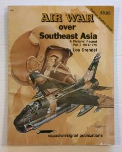 CHEAP BOOKS  ZB636 6037 AIR WAR OVER SOUTH EAST ASIA VOL.3 1971-1975