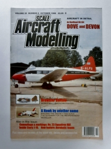 SCALE AIRCRAFT MODELLING  SAM VOLUME 20 ISSUE 08