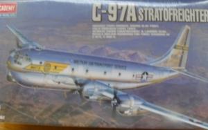 ACADEMY 1/72 1604 C-97A STRATOFREIGHTER