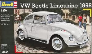 REVELL 1/24 07083 VW BEETLE LIMOUSINE 1968
