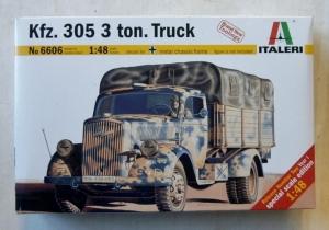 ITALERI 1/48 6606 Kfz.305 3 TON TRUCK
