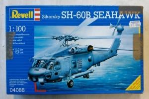 REVELL 1/100 04088 SIKORSKY SH-60B SEAHAWK