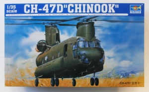 TRUMPETER 1/35 05105 CH-47D CHINOOK  UK SALE ONLY