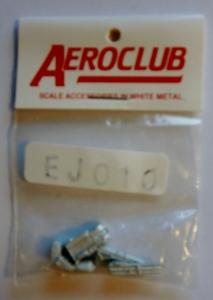 AEROCLUB 1/72 EJ010 MK-4 EJECTION SEATS