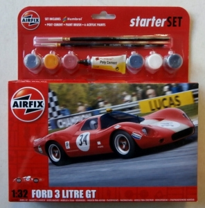 AIRFIX 1/32 55308 FORD 3 LITRE GT